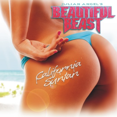 Beautiful Beast California Suntan CD Cover